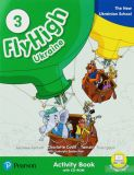 Fly High 3 Activity Book  The new ukrainian school